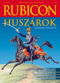 Rubicon - Huszárok - 2021/3. -  (Könyv)