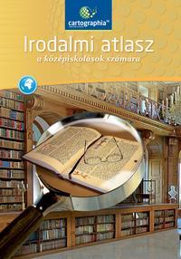 Irodalmi atlasz a középiskolák számára CR-00152 -  (Könyv)
