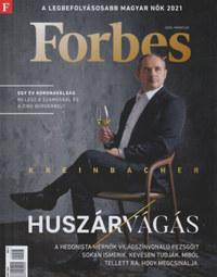 Forbes - 2021. március - Huszárvágás -  (Könyv)