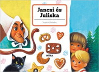 Jancsi és Juliska - 3D mesekönyv -  (Könyv)