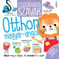 Csodálatos szavak - Otthon - Magyar-angol - Óriás poszterrel -  (Könyv)