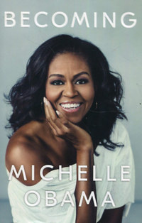 Michelle Obama: Becoming -  (Könyv)