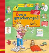 Bori a gyerekorvosnál - Barátnőm, Bori -  (Könyv)