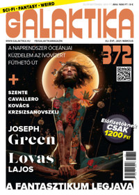 Galaktika Magazin 372. szám - 2021. március -  (Könyv)