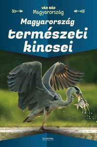 Vida Péter: Magyarország természeti kincsei -  (Könyv)