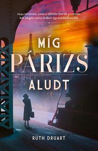 Ruth Druart: Míg Párizs aludt -  (Könyv)