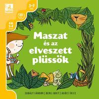 Maszat és az elveszett plüssök -  (Könyv)