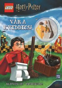 LEGO Harry Potter - Vár a kviddics! -  (Könyv)