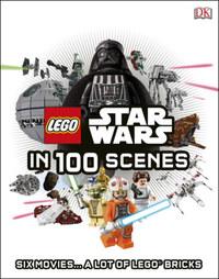 Dorling Kindersley: LEGO: Star Wars in 100 Scenes -  (Könyv)