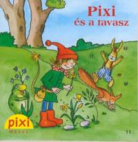 Julia Boehme: Pixi és a tavasz -  (Könyv)