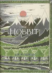 J. R. R. Tolkien: The Hobbit - Pocket Edition -  (Könyv)