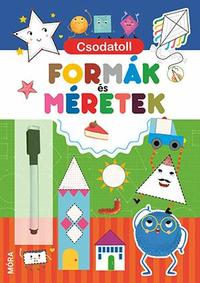 Csodatoll - Formák és méretek -  (Könyv)