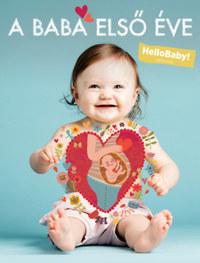 A baba első éve -  (Könyv)