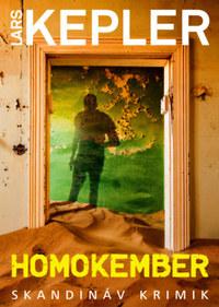 Lars Kepler: Homokember -  (Könyv)