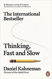 Daniel Khaneman: Thinking, Fast and Slow -  (Könyv)