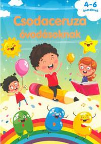 Csodaceruza óvodásoknak -  (Könyv)