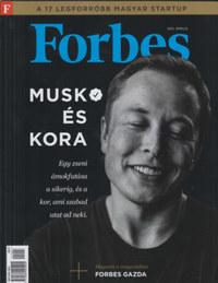 Forbes - 2021. április -  (Könyv)