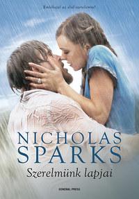 Nicholas Sparks: Szerelmünk lapjai -  (Könyv)