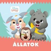 Disney Baby - Állatok -  (Könyv)