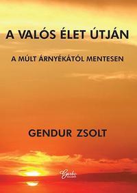 Gendur Zsolt: A valós élet útján -  (Könyv)