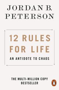 Jordan B. Peterson: 12 Rules for Life -  (Könyv)