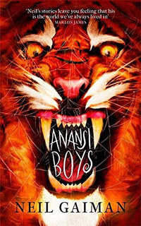 Neil Gaiman: Anansi Boys -  (Könyv)