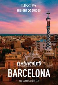 Élménygyűjtő - Barcelona - 100 csalogató ötlet -  (Könyv)