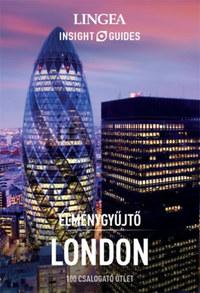Élménygyűjtő - London - 100 csalogató ötlet -  (Könyv)