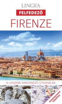 Firenze - A legjobb városnéző útvonalak -  (Könyv)