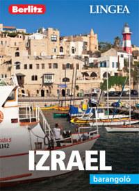 Izrael - Barangoló -  (Könyv)