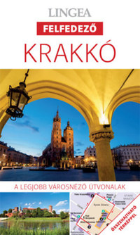 Lingea: Krakkó - Lingea felfedező -  (Könyv)