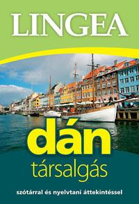 Lingea dán társalgás - Szótárral és nyelvtani áttekintéssel -  (Könyv)