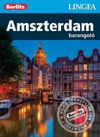 Amszterdam - Barangoló -  (Könyv)