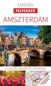 Amszterdam - Felfedező -  (Könyv)