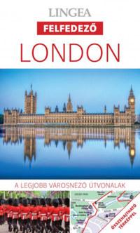 London - A legjobb városnéző útvonalak -  (Könyv)