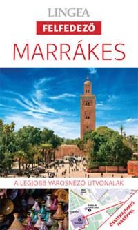 Marrákes - Lingea felfedező -  (Könyv)