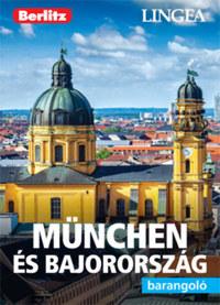 München és Bajorország - Barangoló -  (Könyv)