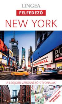 New York - Lingea felfedező -  (Könyv)