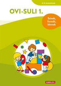 OVI-SULI 1. - Színek, formák, idomok -  (Könyv)