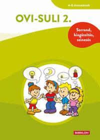 Ovi-suli 2. - Sorrend, kiegészítés, színezés -  (Könyv)