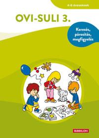 Anje Flad (ill.): OVI-SULI 3. - Keresés, párosítás, megfigyelés -  (Könyv)