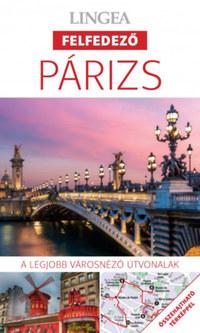 Párizs - A legjobb városnéző útvonalak -  (Könyv)