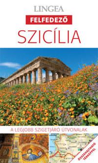 Szicília - Lingea felfedező -  (Könyv)
