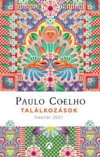 Paulo Coelho: Találkozások - Naptár 2021 -  (Könyv)
