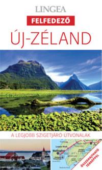 Új-Zéland - A legjobb országjáró útvonalak -  (Könyv)