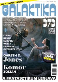 Galaktika Magazin 373. szám - 2021. április -  (Könyv)