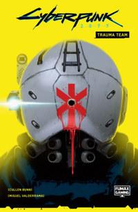 Cullen Bunn: Cyberpunk 2077: Trauma Team -  (Könyv)