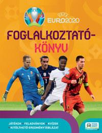 Emily Stead: UEFA EURO 2020 - Foglalkoztatókönyv -  (Könyv)