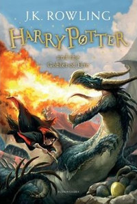 J. K. Rowling: Harry Potter and the Goblet of Fire -  (Könyv)