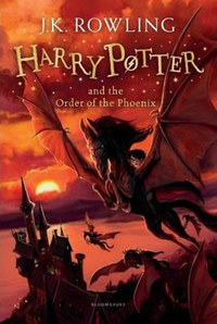 J. K. Rowling: Harry Potter and the order of the Phoenix -  (Könyv)